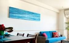 No.115 沖縄の碧い海と常緑の森を感じるリゾートホテル風コーディネート:画像11