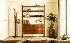 No.119 ダークブラウンのインテリアで統一、おしゃれな二人暮らし空間:画像9
