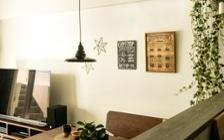 No.119 ダークブラウンのインテリアで統一、おしゃれな二人暮らし空間:画像8