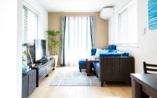 No.121 戸建て3LDKのインテリアコーディネート ~海のような開放感を感じる家作り~:画像1