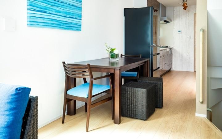 No.121 戸建て3LDKのインテリアコーディネート ~海のような開放感を感じる家作り~:画像12