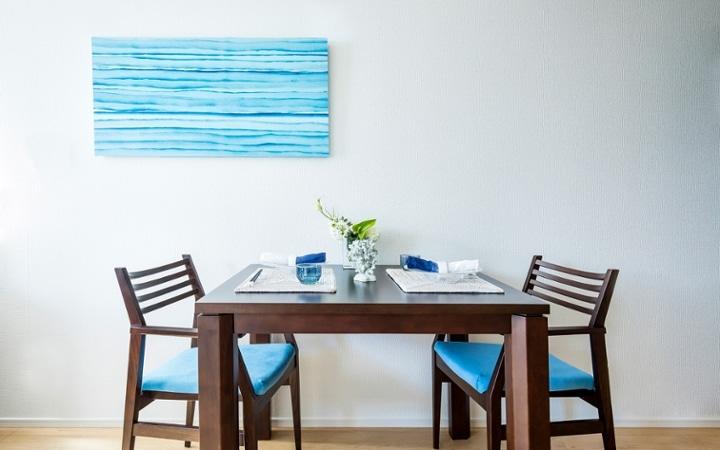 No.121 戸建て3LDKのインテリアコーディネート ~海のような開放感を感じる家作り~:画像14