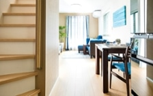 No.121 戸建て3LDKのインテリアコーディネート ~海のような開放感を感じる家作り~:画像19