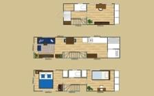 No.121 戸建て3LDKのインテリアコーディネート ~海のような開放感を感じる家作り~:画像27