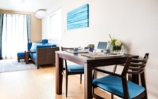 No.121 戸建て3LDKのインテリアコーディネート ~海のような開放感を感じる家作り~:画像18