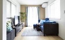 No.121 戸建て3LDKのインテリアコーディネート ~海のような開放感を感じる家作り~:画像5