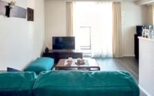 No.122 こだわりの家具・インテリアに囲まれた一人暮らし1LDK空間:画像4