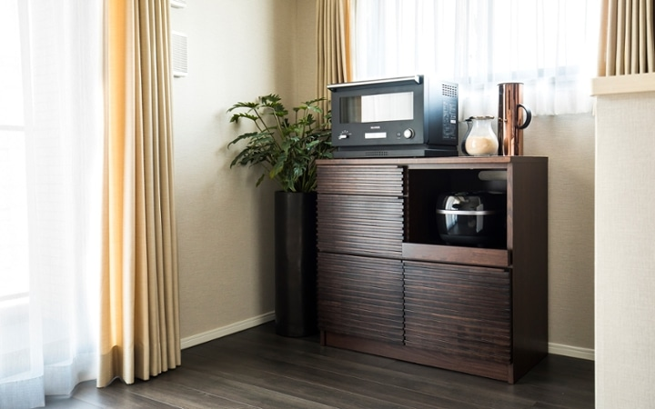 No.122 こだわりの家具・インテリアに囲まれた一人暮らし1LDK空間:画像6