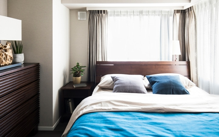 No.122 こだわりの家具・インテリアに囲まれた一人暮らし1LDK空間:画像2