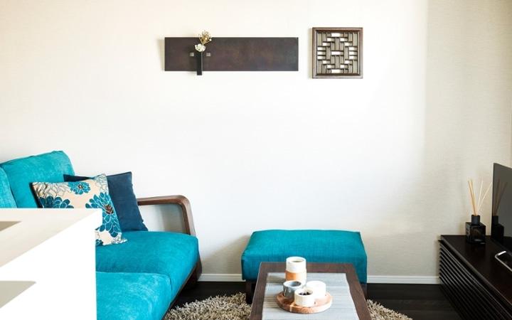 No.122 こだわりの家具・インテリアに囲まれた一人暮らし1LDK空間:画像12