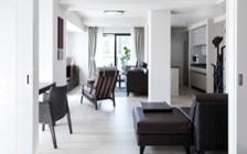 No.123 都会のリゾートを感じる 1LDKマンションの家具・インテリアコーディネート:画像2
