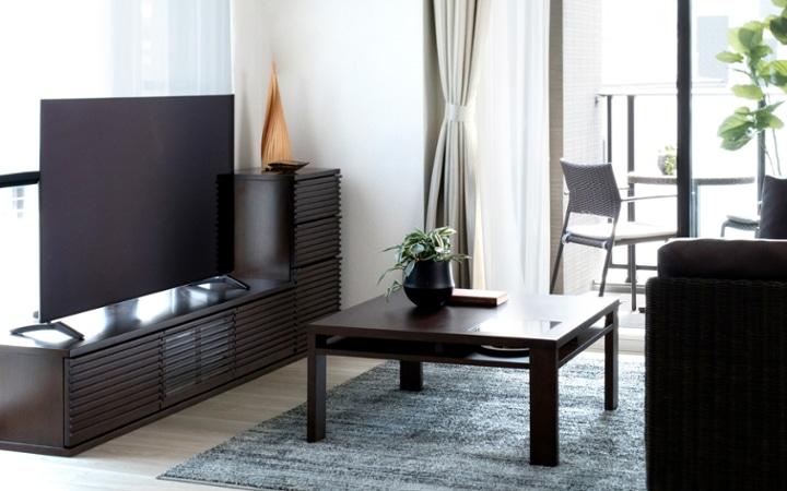 No.123 都会のリゾートを感じる 1LDKマンションの家具・インテリアコーディネート:画像8