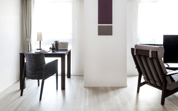 No.123 都会のリゾートを感じる 1LDKマンションの家具・インテリアコーディネート:画像15