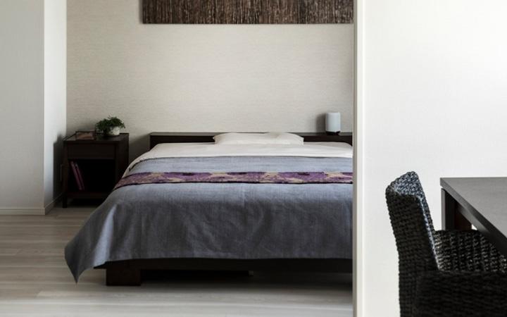 No.123 都会のリゾートを感じる 1LDKマンションの家具・インテリアコーディネート:画像21
