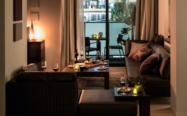 No.123 都会のリゾートを感じる 1LDKマンションの家具・インテリアコーディネート:画像28