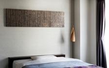 No.123 都会のリゾートを感じる 1LDKマンションの家具・インテリアコーディネート