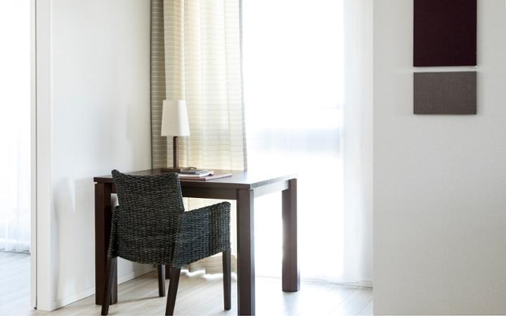 No.123 都会のリゾートを感じる 1LDKマンションの家具・インテリアコーディネート:画像17