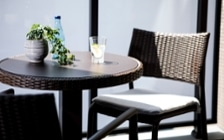 No.123 都会のリゾートを感じる 1LDKマンションの家具・インテリアコーディネート:画像11