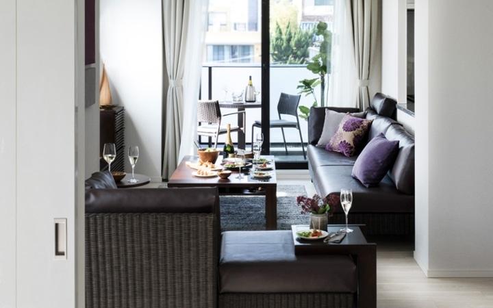 No.123 都会のリゾートを感じる 1LDKマンションの家具・インテリアコーディネート:画像33