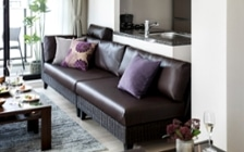 No.123 都会のリゾートを感じる 1LDKマンションの家具・インテリアコーディネート:画像35