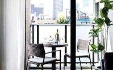No.123 都会のリゾートを感じる 1LDKマンションの家具・インテリアコーディネート:画像32