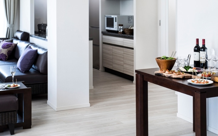 No.123 都会のリゾートを感じる 1LDKマンションの家具・インテリアコーディネート:画像39