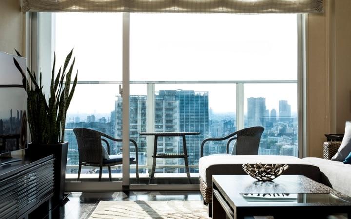 No.124 都会を一望できるタワーマンションのインテリアコーディネート:画像10