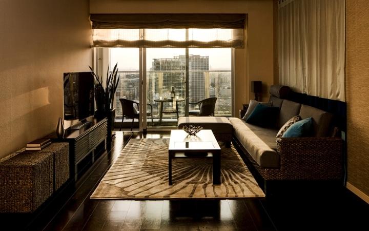 No.124 都会を一望できるタワーマンションのインテリアコーディネート:画像11