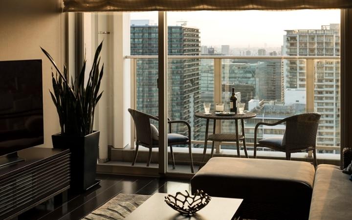 No.124 都会を一望できるタワーマンションのインテリアコーディネート:画像14