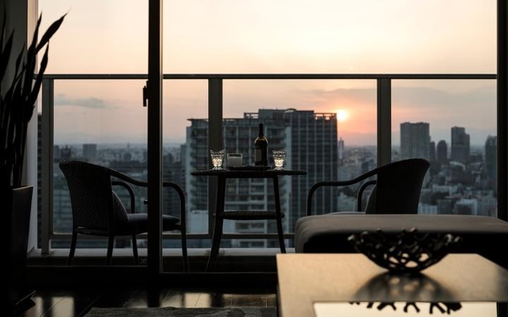 No.124 都会を一望できるタワーマンションのインテリアコーディネート:画像15