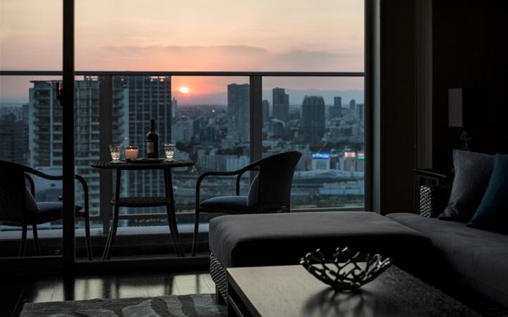 No.124 都会を一望できるタワーマンションのインテリアコーディネート:画像17