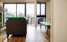 No.125 目黒川沿いのグリーンと調和するマンション3LDKのインテリアコーディネート:画像12