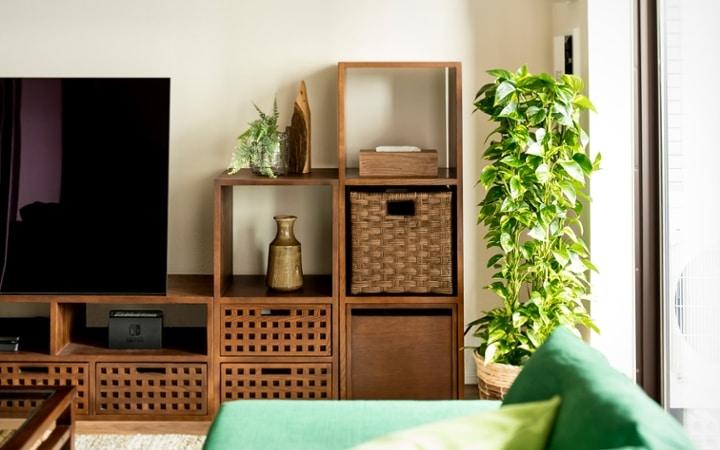 No.125 目黒川沿いのグリーンと調和するマンション3LDKのインテリアコーディネート:画像6