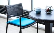 No.127 ブルーが映えるビーチスタイルの西海岸風インテリア ~海のようなリゾート空間をマンションで実現~:画像14