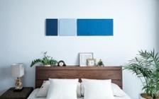 No.127 ブルーが映えるビーチスタイルの西海岸風インテリア ~海のようなリゾート空間をマンションで実現~:画像20