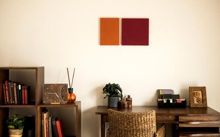 No.129 無垢材の家具でトータルコーディネート ~ぬくもり感じる赤の空間~:画像15