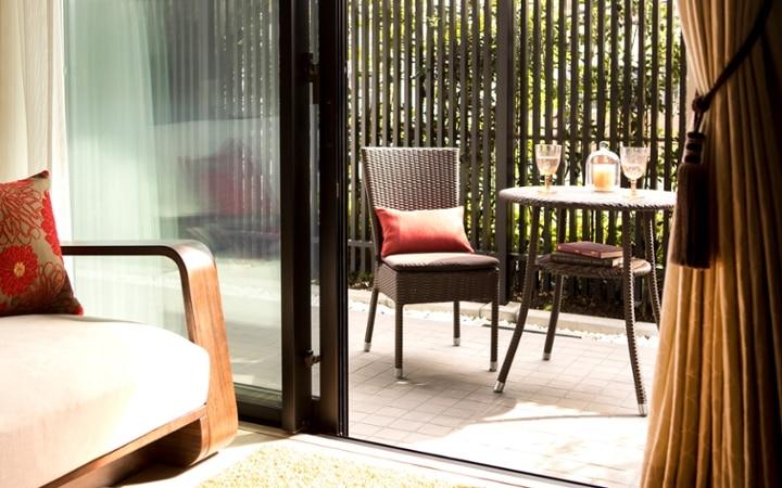 No.129 無垢材の家具でトータルコーディネート ~ぬくもり感じる赤の空間~:画像11