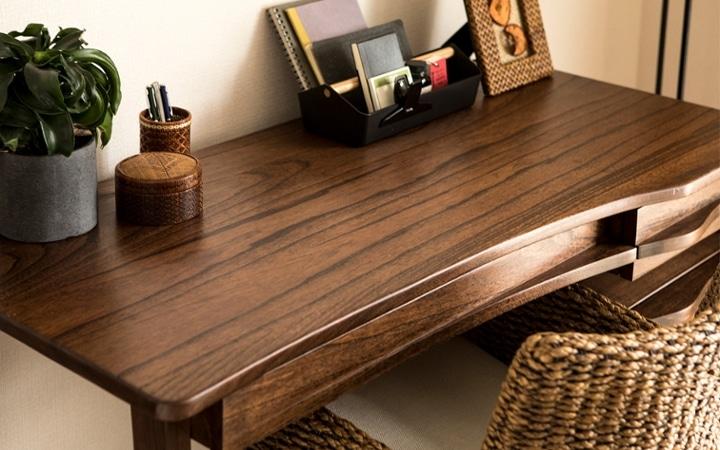 No.129 無垢材の家具でトータルコーディネート ~ぬくもり感じる赤の空間~:画像16