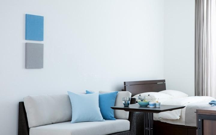 No.132 一人暮らし・ワンルーム(7~8畳) ~海沿いの空気感を楽しむマリンテイストの部屋~:画像3