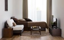 No.136 一人暮らし・ワンルーム(6畳) ~コンパクトな空間にソファのある暮らし~:画像1
