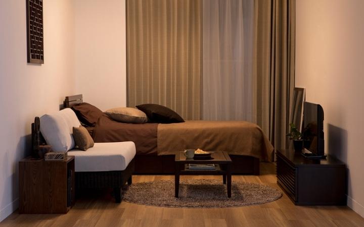 No.136 一人暮らし・ワンルーム(6畳) ~コンパクトな空間にソファのある暮らし~:画像10