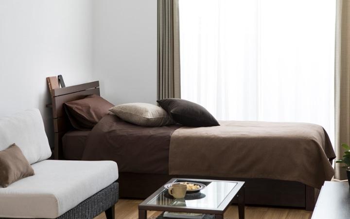 No.136 一人暮らし・ワンルーム(6畳) ~コンパクトな空間にソファのある暮らし~:画像7