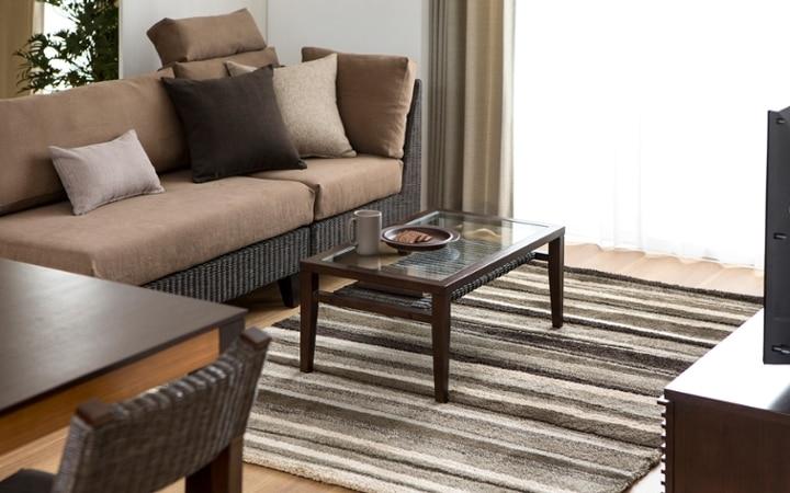 No.137 一人暮らし・1LDK(LD10畳+6畳) ~ユニット家具を組み合わせて住み替え後も快適に過ごす~:画像7