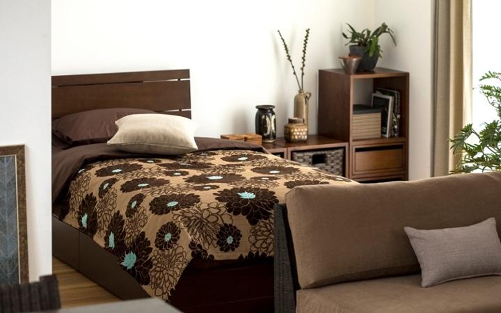 No.137 一人暮らし・1LDK(LD10畳+6畳) ~ユニット家具を組み合わせて住み替え後も快適に過ごす~:画像16