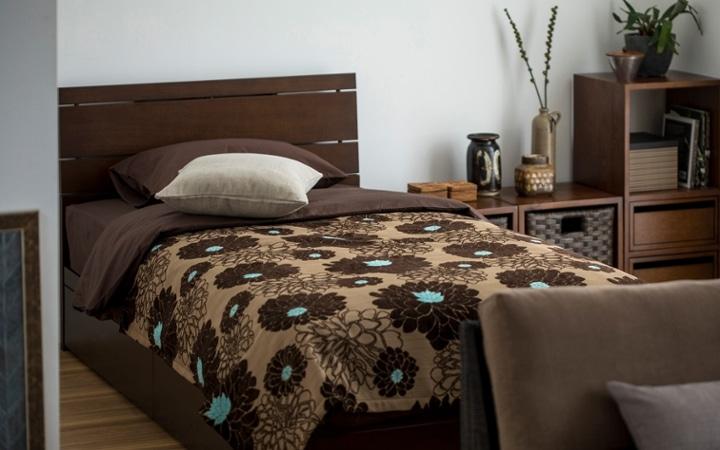 No.137 一人暮らし・1LDK(LD10畳+6畳) ~ユニット家具を組み合わせて住み替え後も快適に過ごす~:画像18
