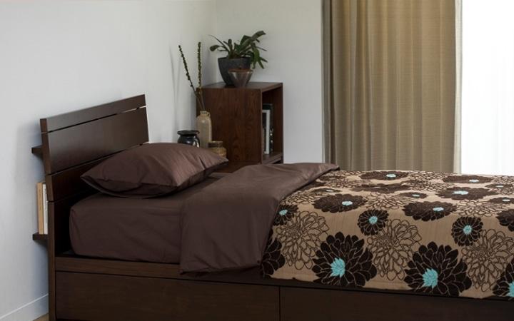 No.137 一人暮らし・1LDK(LD10畳+6畳) ~ユニット家具を組み合わせて住み替え後も快適に過ごす~:画像22