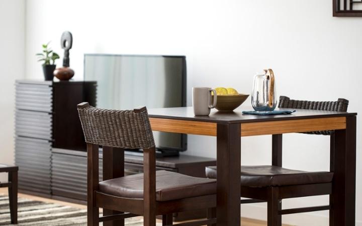 No.137 一人暮らし・1LDK(LD10畳+6畳) ~ユニット家具を組み合わせて住み替え後も快適に過ごす~:画像8
