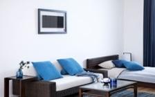 No.146 一人暮らし・ワンルーム(12畳) ~ローソファ中心に開放感のあるロースタイルな部屋作り~