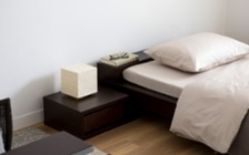 No.152 一人暮らし・ワンルーム(6畳) ~ほっこり過ごせる床座生活の部屋~