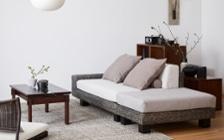 No.153 一人暮らし・1LDK(LD10畳+6畳) ~趣を感じる和モダンインテリア・家具で安らげる暮らし~:画像5